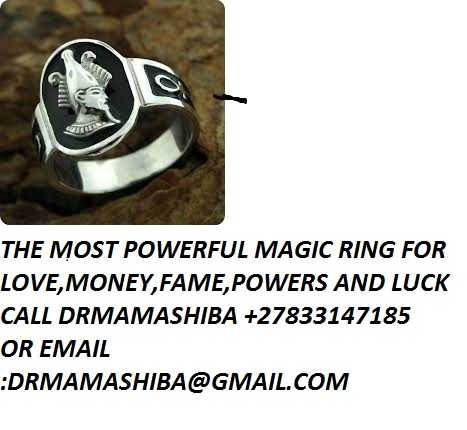 powerful magic rings for  making money fame,busine